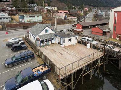 Ketchikan Commercial For Sale: 2813 Tongass Avenue