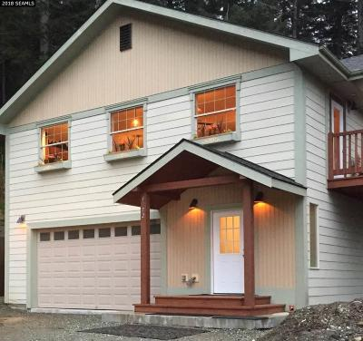 Juneau Borough Single Family Home For Sale: 1772 Dimond Drive