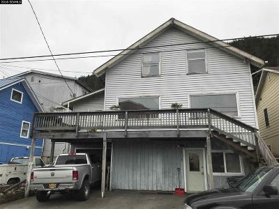Ketchikan Multi Family Home For Sale: 2126 First Avenue