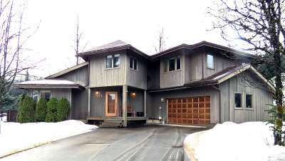 Juneau Single Family Home For Sale: 3471 Meander Way