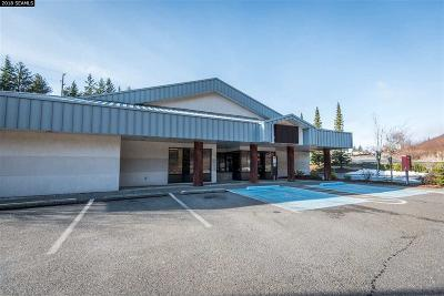 Ketchikan Commercial For Sale: 4966 N Tongass Hwy.