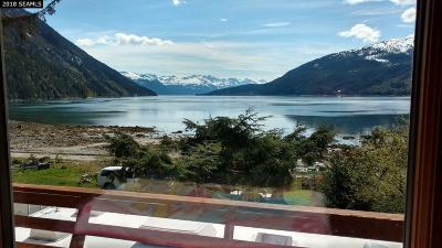 0, Haines Borough, Juneau Borough, Ketchikan Gateway Borough, Sitka Borough, Skagway Hoonah Angoon County, Wrangell Petersburg County, Yakutat Borough Single Family Home For Sale: 777 Lutak Beach Road