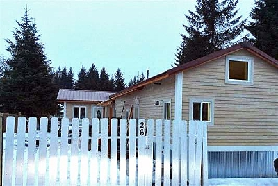 Juneau Borough Mobile Home For Sale: 5905 #26 Churchill Way