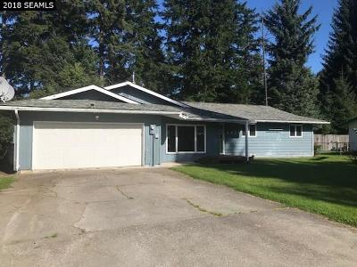 Juneau Single Family Home For Sale: 8613 Marilyn Avenue