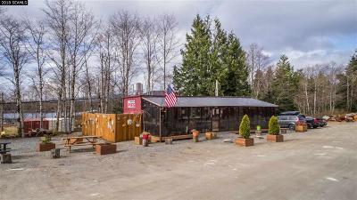 Ketchikan Commercial For Sale: 2843 S Tongass Hwy.