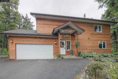Juneau Single Family Home For Sale: 3013 Blueberry Hills Road S.