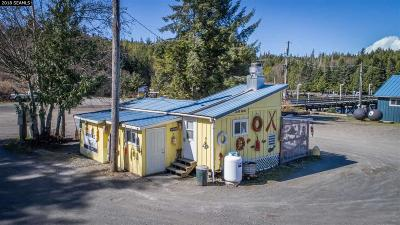 Ketchikan Commercial For Sale: 407 Knudson Cove Road