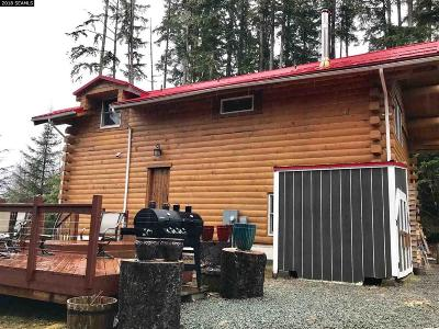 Juneau AK Single Family Home For Sale: $630,000