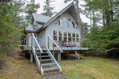 Single Family Home Sold: 17300 Pt. Lena Loop Road