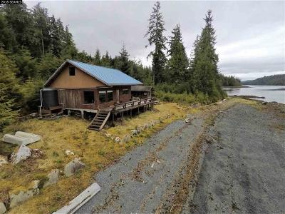 Ketchikan Gateway Borough Single Family Home For Sale
