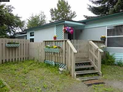 Juneau Borough Mobile Home For Sale: 9951 #98 Stephen Richards Memorial Drive