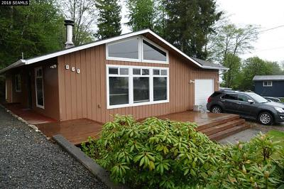 Ketchikan Gateway Borough Single Family Home For Sale: 860 Monroe Street