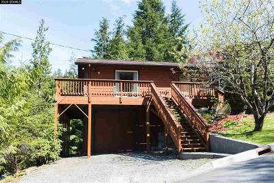 Ketchikan Gateway Borough Single Family Home For Sale: 1231 E Fifth Street