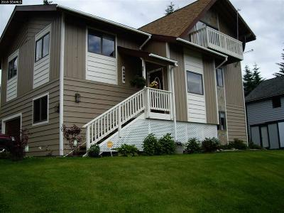 Juneau Single Family Home For Sale: 4464 Columbia Blvd.