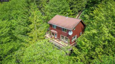 Ketchikan Gateway Borough Single Family Home For Sale: 127 Huckleberry Circle