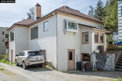 Juneau Single Family Home For Sale: 517 Sixth Street