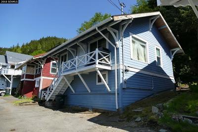 Ketchikan Gateway Borough Single Family Home For Sale: 824 Harding Street