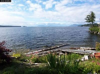 Ketchikan Residential Lots & Land For Sale: 10741 N Tongass Hwy.