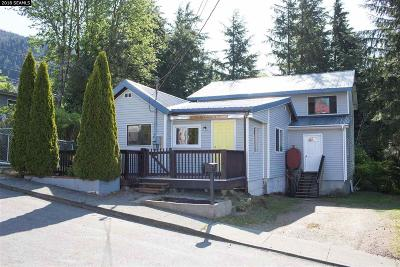 Ketchikan Gateway Borough Single Family Home For Sale: 482 Anderson Drive