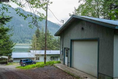 Juneau Single Family Home For Sale: 6550 North Douglas Hwy.