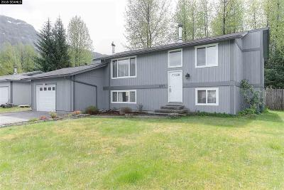 Juneau Borough Single Family Home For Sale: 8205 Cedar Drive