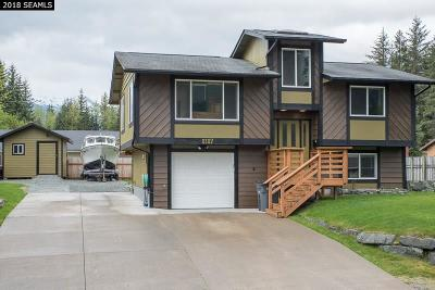 Juneau Borough Single Family Home For Sale: 8187 Thunder Street