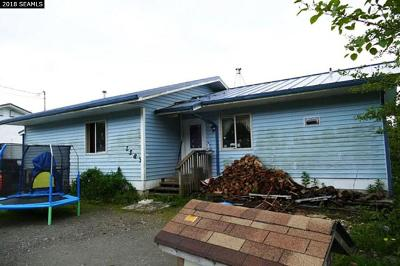 Ketchikan Single Family Home For Sale: 2583 Raven Avenue