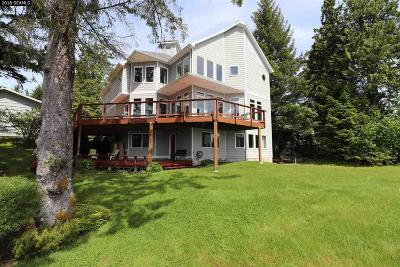 Ketchikan Single Family Home For Sale: 5646 S Tongass Hwy.