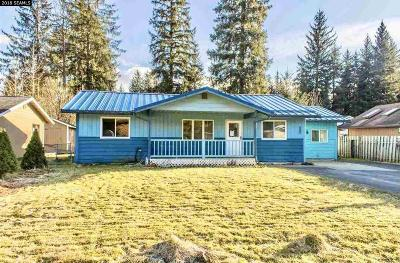 Juneau Borough Single Family Home For Sale: 9227 Emily Way