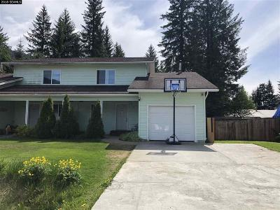 Single Family Home For Sale: 8482 B Thunder Mountain Road