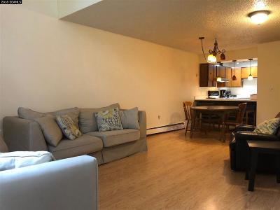 jun Condo/Townhouse For Sale: 9502 Glacier Highway