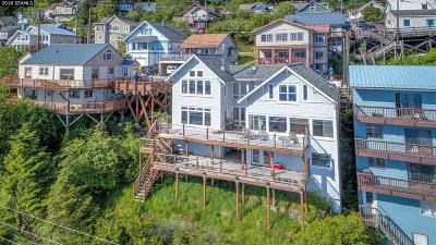 Ketchikan Gateway Borough Single Family Home For Sale: 1305 Water Street