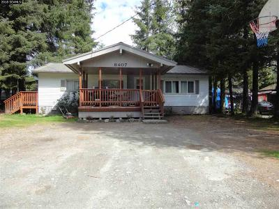Juneau Borough Single Family Home For Sale: 8407 Nugget Drive