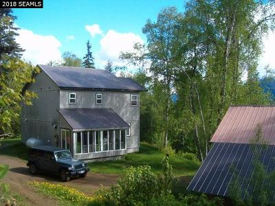 Haines Borough Single Family Home For Sale: 26 Mile Haines Highway