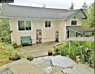 Ketchikan Gateway Borough Single Family Home For Sale: 667 D-2 Loop