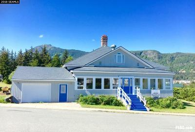Haines AK Single Family Home For Sale: $875,000