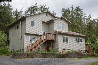 Juneau Single Family Home For Sale: 8527 North Douglas Hwy.