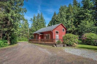 Ketchikan Gateway Borough Single Family Home For Sale: 14142 Riddle Road