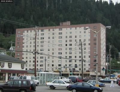 Ketchikan Condo/Townhouse For Sale: 119 Austin Street