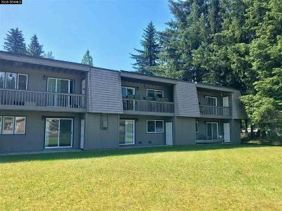 Juneau Borough Condo/Townhouse For Sale: 3345 Tongass Blvd.