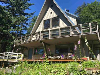 Juneau Single Family Home For Sale: 5955 Thane Road