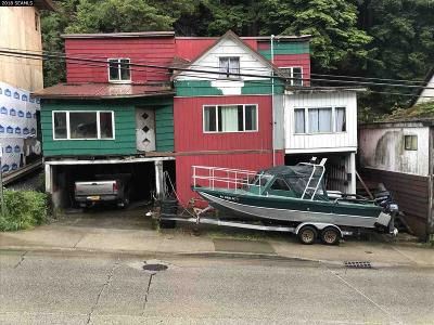 Ketchikan Gateway Borough Single Family Home For Sale: 330 Deermount Street