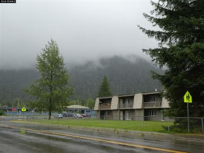 Condo/Townhouse For Sale: 3345 Tongass Blvd.