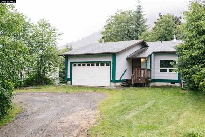 Ketchikan AK Single Family Home For Sale: $265,000