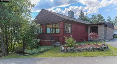 Juneau Single Family Home For Sale: 201 Behrends Avenue