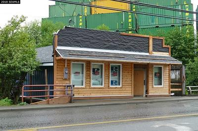 Ketchikan Commercial For Sale: 3159 Tongass Avenue