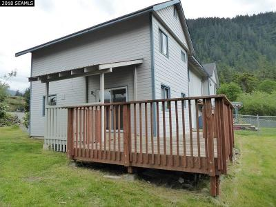 Juneau Single Family Home For Sale: 1013 Edwin Place