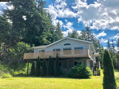 Juneau Single Family Home For Sale: 10641 Horizon Drive