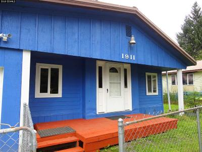 Juneau Mobile Home For Sale: 1911 Lemon Creek Road