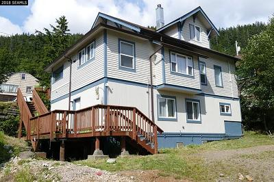 Ketchikan Multi Family Home For Sale: 2215 First Avenue